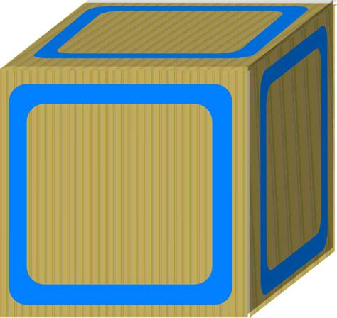 Blocks Clipart Baby Blocks Abc 2 Clip At Clker Vector Clip