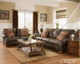 Brown Livingroom Living Room Paint Color Ideas With Brown Furniture