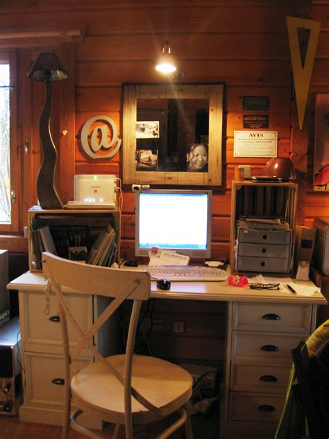 bureau coin le coin bureau photo 3 13 etagere en caisse en bois