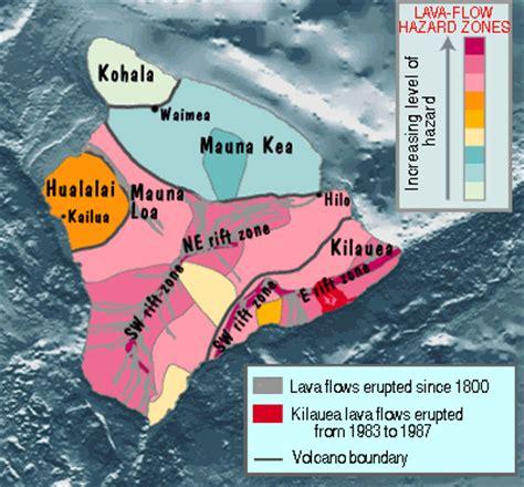 living  active volcanoes  island  hawaii fact