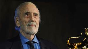 Christopher Lee Dead: 5 Fast Facts You Need to Know ...