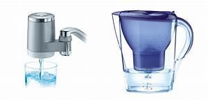 Filtre à Eau Pour Robinet : carafe filtrante ou filtre sur robinet quelle ~ Premium-room.com Idées de Décoration