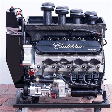 Cadillac Engine by Inside The Cadillac V8 That Ran 1 2 At Daytona