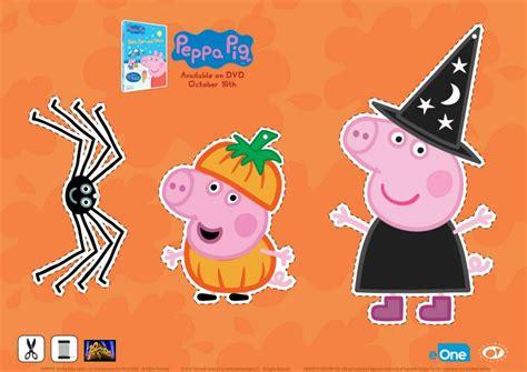 Free Peppa Pig Halloween Decorations  Mama Likes This
