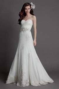 beautiful strapless wedding dresses lace naf dresses With beautiful lace wedding dresses