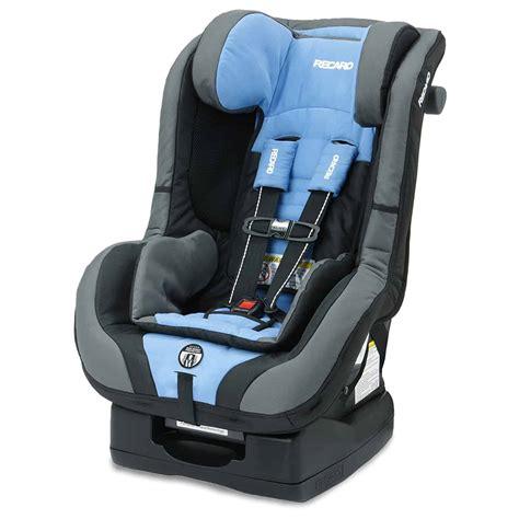 convertible car seat review recaro proride