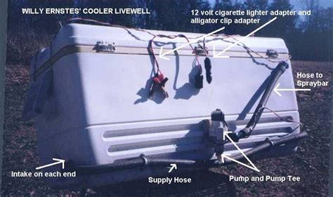 Bass Boat Livewell Plumbing by 8 Best Images Of Pontoon Boat Diagram Mercruiser Wiring