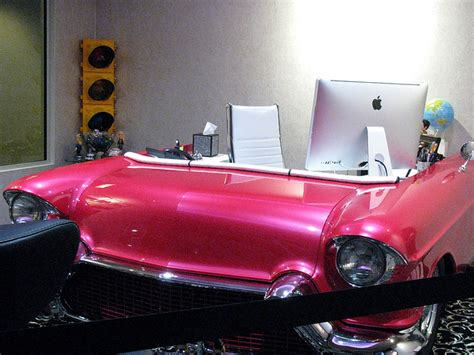 Car Desk by Design Office Desks Made From Recycled Cars Trendy And