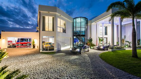 home design gold concrete and gold modern house design the grid house
