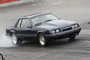 1985 Ford Mustang LX: A Blown Police Interceptor Fox-coupe That Dominates the Strip - Hot Rod ...
