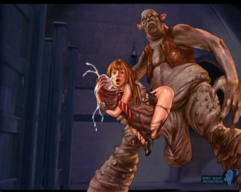 Harry Potter Sex Hermione Granger And Troll001 Comic Art Sorted Luscious