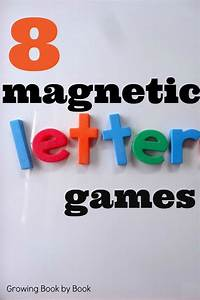 342 best images about teaching the alphabet on pinterest With magnetic letters for teachers