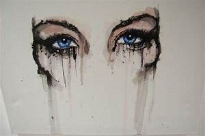 Crying Eye Drawings Tumblr images | Art | Pinterest | Cars ...