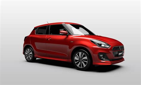 Suzuki Car : New 2017 Suzuki Swift Goes Five Doors Only By Car Magazine