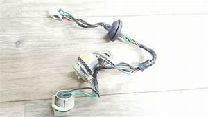 2005 Nissan Altima Tail Light Wiring Harness Oem B2