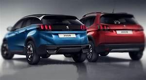 Peugeot 2008 2018 : 2019 peugeot 2008 rear compare 2019 and 2020 new suv models ~ Medecine-chirurgie-esthetiques.com Avis de Voitures