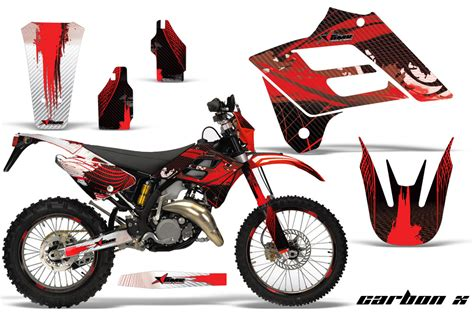 kit deco 300 gas gas gas gas ec 250 300 motocross graphic kit 2006 2008
