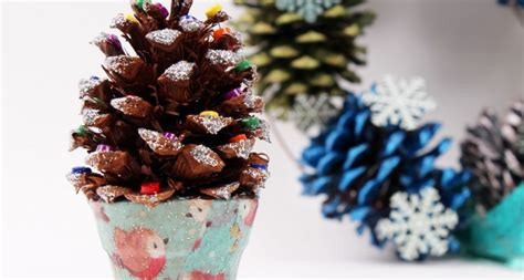 Mini Sparkle Pine Cone Christmas Craft Behr Paints Interior 3d Texture Painting Best Paint Color Exterior Recommendations Used Outside Faux Images Software For Fireplace