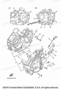 Yamaha Side By Side 2012 Oem Parts Diagram For Crankcase