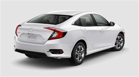 honda civic colors what colors does the 2018 honda civic come in