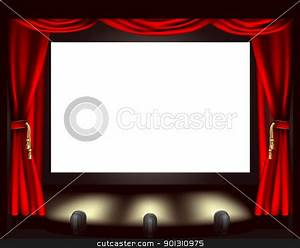 Movie Theater Screen Clipart #TgDhQ6 - Clipart Suggest