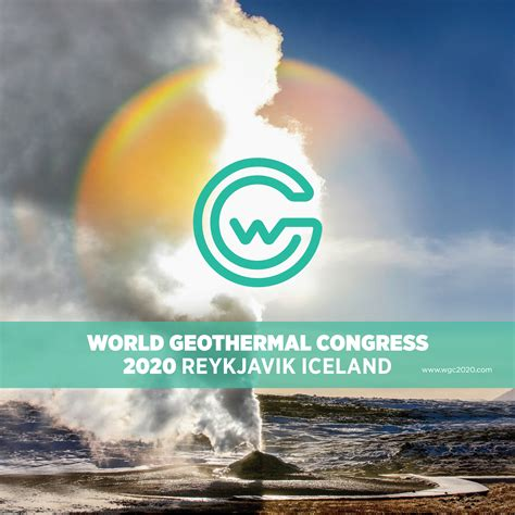 world geothermal congress wgc georg geothermal research