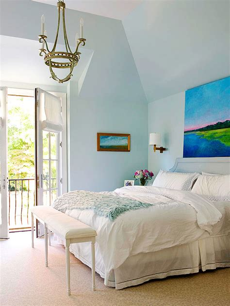 Bedroom Color Schemes With Blue by Modern Furniture 2013 Bedroom Color Schemes From Bhg