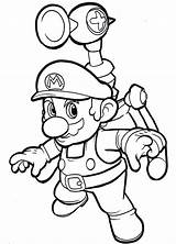 Mario Coloring Pages Super Printables sketch template