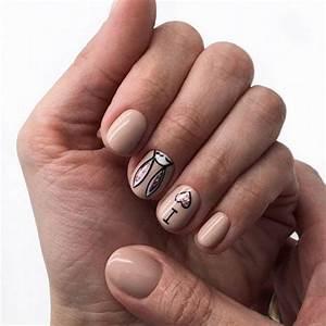 Tendance Vernis Printemps 2018 : adorable couleur de vernis ongles tendance 2018 t ~ Dode.kayakingforconservation.com Idées de Décoration