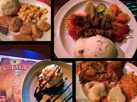 cuisine pirate pirate 39 s dinner adventure discount tickets 25 50 any tots