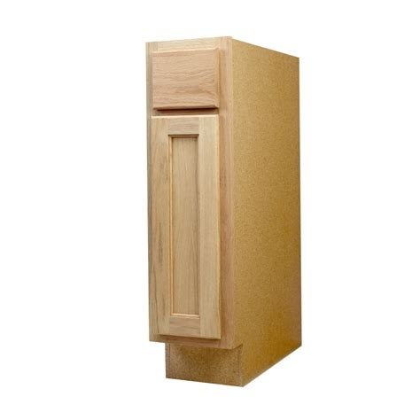 9 Inch Kitchen Base Cabinet by Shop Continental Cabinets Inc 9 In W X 34 5 In H X 24 In