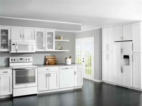 light grey kitchen walls design decoration