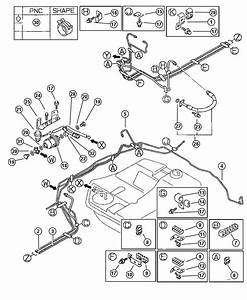 Dodge Ram 1500 Fuel System Diagram