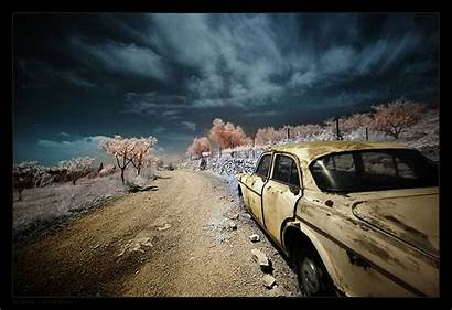 Wallpapers Road Desktop Gilad Background Abandoned Backgrounds