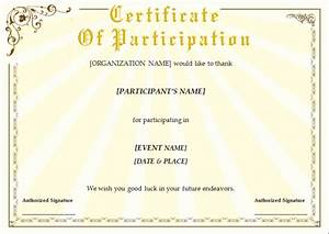 training completion certificate template With downloadable certificate templates for microsoft word