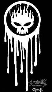Offspring Skull Logo