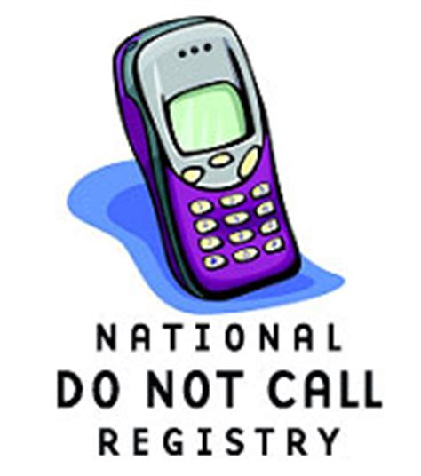 cell phone do not call list is bogus cell phone digest