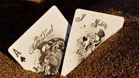 karnival joker game cards mystery wallpaper