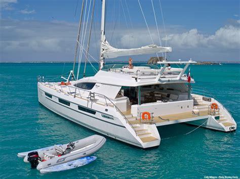 Catamaran For Charter by Charter Catamaran Lady Alliaura Privilege 75 4 Cabins
