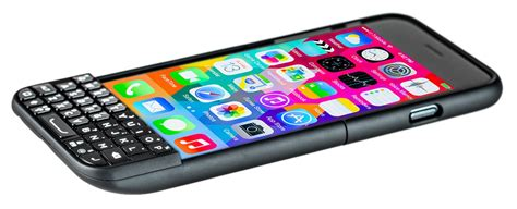 iphone 6 keyboard review physical keyboards for the iphone 6 recode