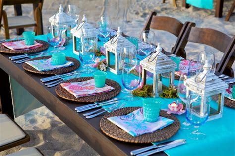 lanterns  wedding table decorations simple home
