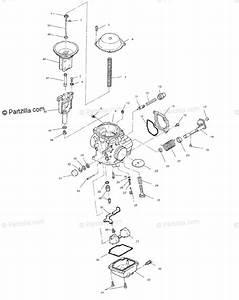 Polaris Atv 2004 Oem Parts Diagram For Carburetor