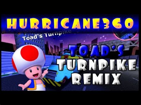 mario kart 64 toad s turnpike remix h360 s version