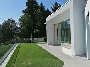 Panoramica Villa Moderna Con Piscina