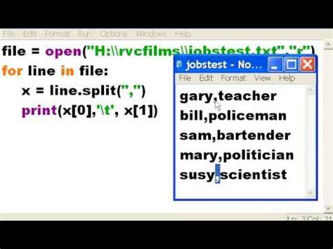 Python write to txt