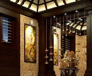 pooja room design ideas pooja room and rangoli designs With what kind of paint to use on kitchen cabinets for hindu god wall art