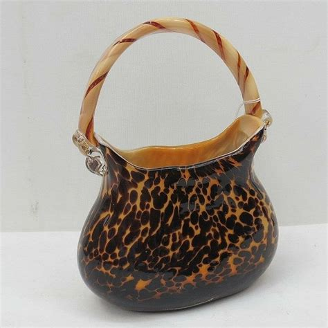 Murano Glass Purse Vase - 1000 images about italian murano glass on