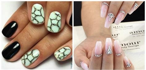 trending nail designs popular nails 2018 fashion of trending nail designs and