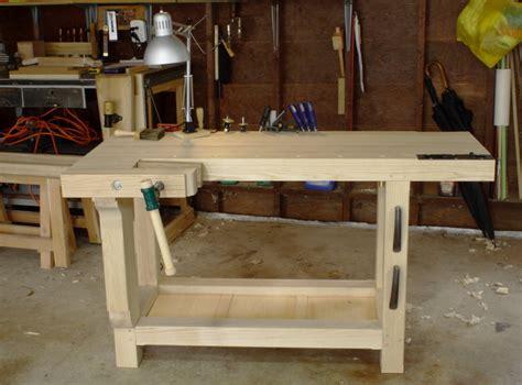 scandinavian workbench  wirelesswoodworker