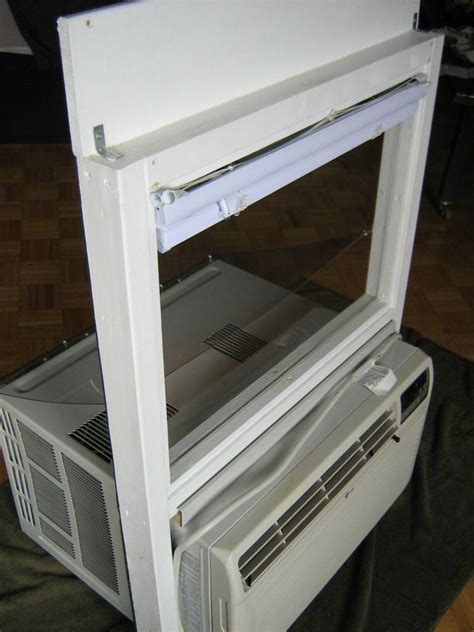 mounting  standard air conditioner   sliding window      bracket